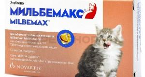 препараты для кошек