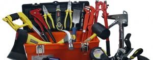 слесарные и монтажные инструменты